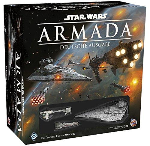 Asmodee FFGD4300 HEI1200 - Star Wars Armada - Grundset
