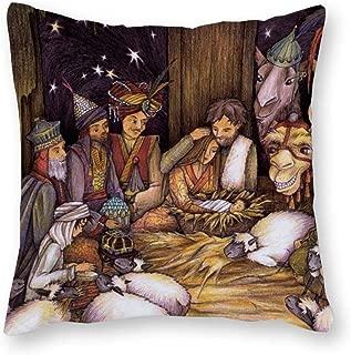 chenille nativity scene