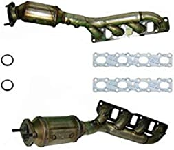 Front Exhaust Manifold Catalytic Converters for Nissan NV2500 5.6L P430 12-15