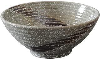 Home big wrist Japanese Style and Wind Ceramic Bowl Ajisen Ramen Bowl Large Bowl Instant Noodle Bowl Salad Bowl Soup Bowl Beef Noodle Bowl Decorative hotel retro soup bowl