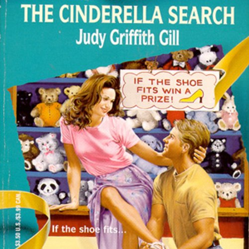 The Cinderella Search audiobook cover art