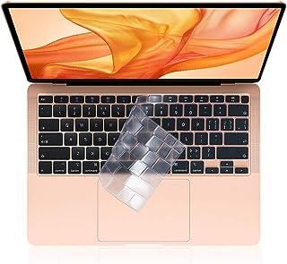 EooCoo Cubierta del Teclado Compatible para 2020 MacBook Air 13 Pulgadas A2337 A2179 con Pantalla Retina y Touch ID, QWERT...