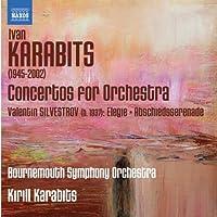 Karabits: Concertos for Orchestra, Nos 1-3 (2013-05-03)