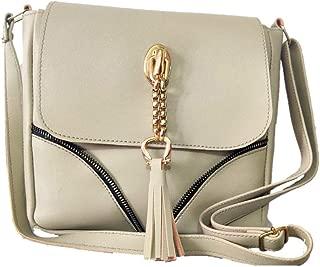Women Zipper Sling Bag