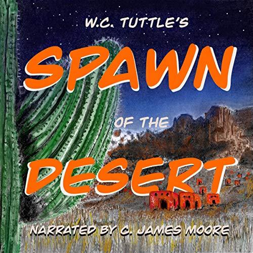 Couverture de Spawn of the Desert