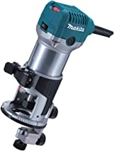 Makita RT0700CX4/1 110V Router/Trimmer, Includes Trimmer Base