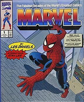 Marvel  Five Fabulous Decades of the World s Greatest Comics  [Marvel comics