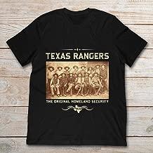 Texas Rangers The Original Homeland Security 1836.