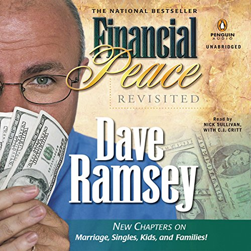Financial Peace Revisited audiobook cover art