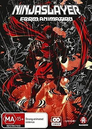 Ninja Slayer: The Complete Series (DVD) (Import版) - ニンジャスレイヤー フロムアニメイシヨン コンプリート DVD-BOX (全26話,358分) アニメ [DVD] [Import] [PAL, 再生環境をご確認ください]