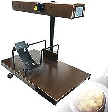 HRTX Commercial Appareil à Faire Fondre Le Fromage, Machine à Chauffer Le Fromage, Appareil à Raclette avec Grill et Incli...