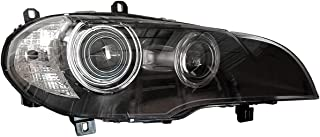 Value Passenger Side Headlight Lens Housing OE Quality Replacement