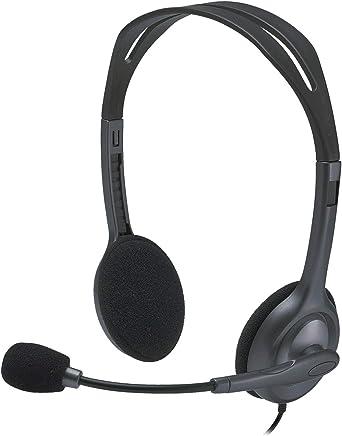 Logitech H111 Cuffia Stereo, Nero - Trova i prezzi più bassi