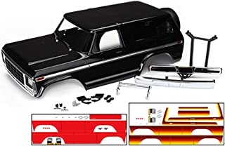 Traxxas 8010X TRX-4 Ford Bronco Body, Black