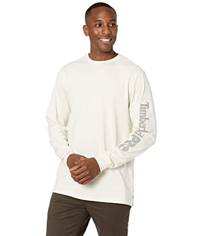 Timberland PRO Base Plate Blended Long Sleeve T-Shirt with Logo
