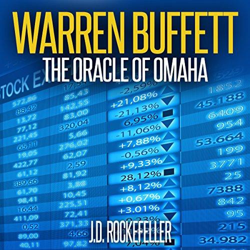 Warren Buffett audiobook cover art