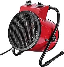 ClothHouse 220 voltios Tienda Garaje Calentador Comercial, 3000 vatios de Aire Forzado, Industrial, Calentador