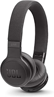 JBL JBLLIVE400BTBLKAM Live 400BT Audífonos On Ear Bluetooth