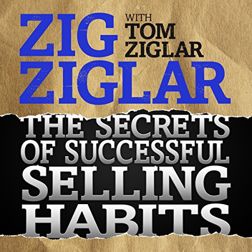 The Secrets of Successful Selling Habits cover art