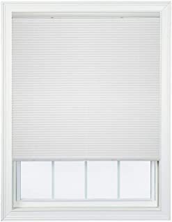 spotblinds PH Cordless Single Touch 1 Inch Aluminum Mini Blind Custom Size, Color & Mount (48 1/8