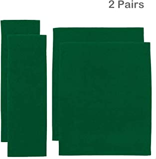 Counting Mars 2 Set Replacement Cover Canvas for Directors Chair, Green