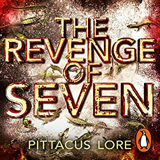 The Revenge of Seven     Lorien Legacies, Book 5              By:                                                                                                                                 Pittacus Lore                               Narrated by:                                                                                                                                 Neil Kaplan,                                                                                        Devon Sorvari,                                                                                        Almarie Guerra                      Length: 9 hrs and 59 mins     Not rated yet     Overall 0.0