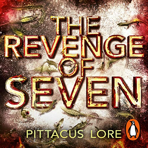 Couverture de The Revenge of Seven