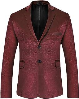 Men Suits Blazers Casual Business Jacket Work Room Stylish Formal Blazer Jacket Modern Retro Style Blazer Jacket Wedding M...