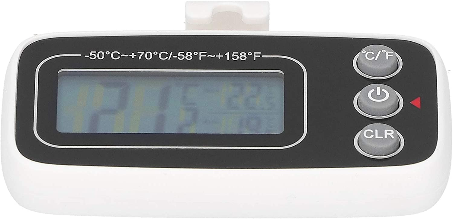 Home Thermometer Measurement Tool Refrige Waterproof for Now on sale Durable Max 76% OFF