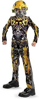 Transformer Bumblebee Costume 4-6