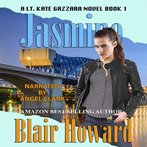 Jasmine audiobook cover art