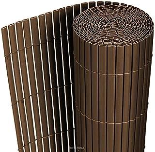 neu.haus Estera de PVC (90x300cm) (braun) (marrón)