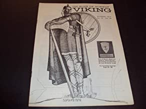 The Sons Of Norway Viking Oct 1972 No.10 Vol. 69