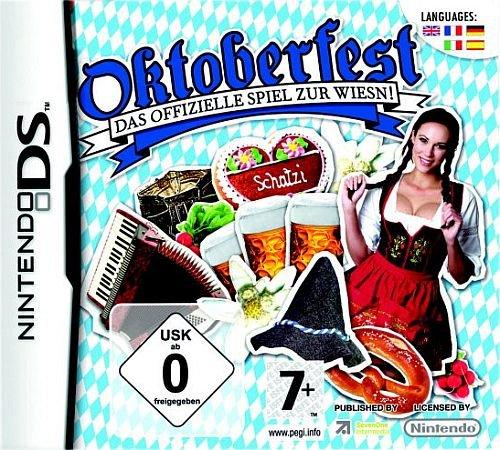 Oktoberfest The Official Game (Nintendo DS)