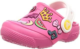 CROCS Kids - FunLab PLAYFUL PATCHES Clog paradise pink