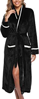 Amazon Fr Robe De Chambre Femme Polaire