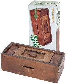 15 piece wooden puzzle solution