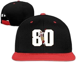 Adjustable Baseball Cap San Francisco Rice 80 Cool Snapback Hats