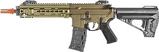 Elite Force Avalon Calibur Gen2 AEG 6mm BB Rifle Airsoft Gun, Tan, Calibur CQC
