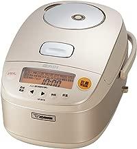 Zojirushi IH pressure rice cooker Iron coat platinum Atsukama 5.5 Go Champagne Gold NP-BE10-NZ
