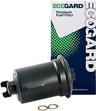 ECOGARD XF45068 Engine Fuel Filter - Premium Replacement Fits Toyota Camry, Avalon, Solara/Lexus ES300