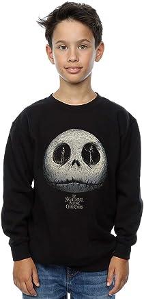 Disney Niños Nightmare Before Christmas Jack's Eyes Camisa De Entrenamiento