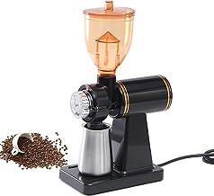 Elektrische Burr Mill Koffiemolen Verstelbare Koffieboon Poeder Slijpmachine met 8 Maalinstellingen, voor Espresso, Druppe...