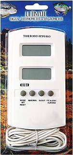URS Dual Digital Thermometer/Hygrometer