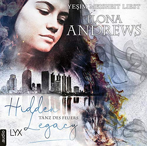 Hidden Legacy - Tanz des Feuers  By  cover art