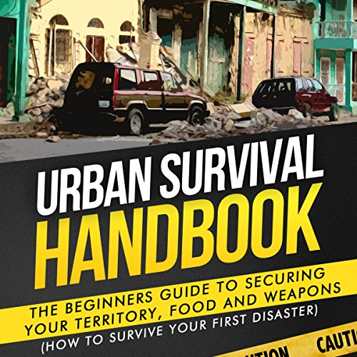 Urban Survival Handbook cover art