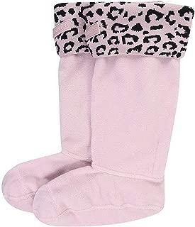 hunter leopard socks
