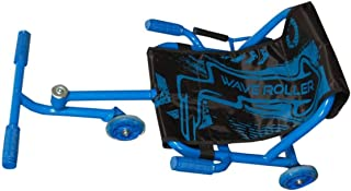 Wave Roller Ride On Toy for Unisex, Blue