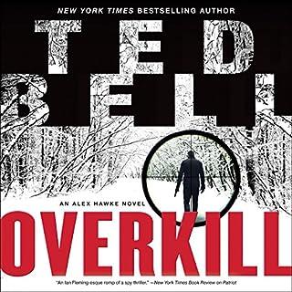 Overkill audiobook cover art