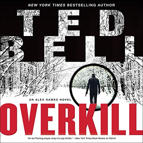 Overkill audiobook cover art